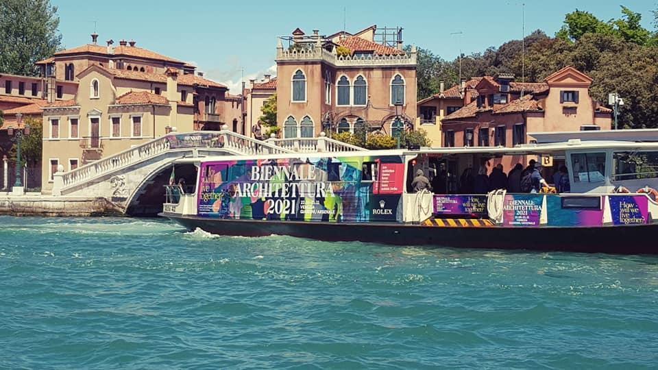 Biennale di Architettura Venezia 2021 -3